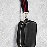 Forever 21 Webbed Strap Crossbody Bag