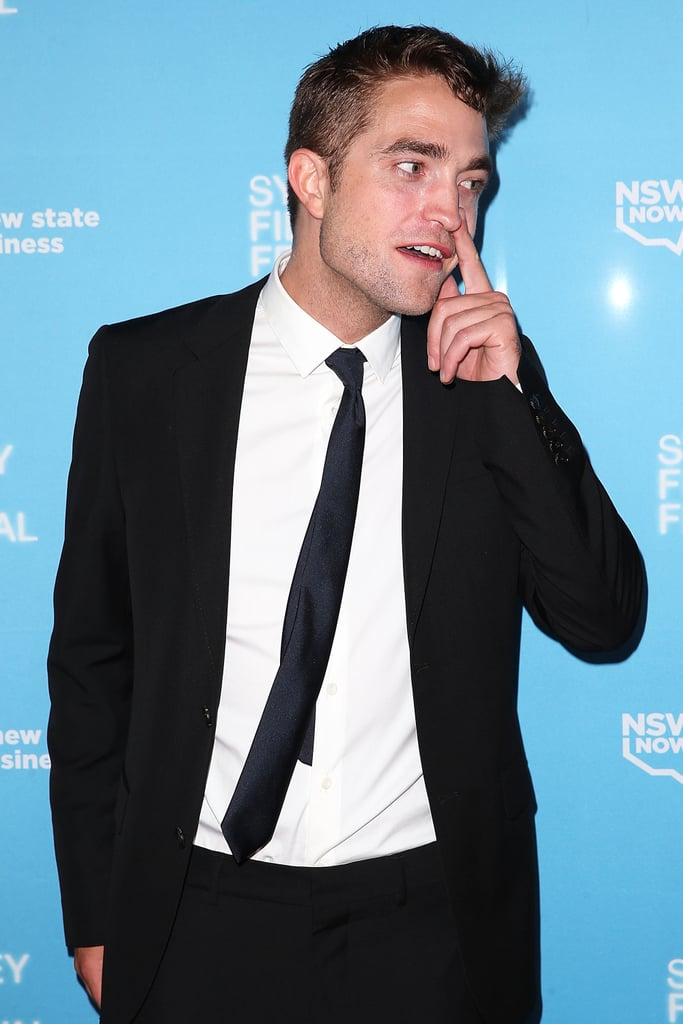 News Flash: Robert Pattinson Still Looks Dreamy From Every Angle