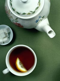 Fit Finding: Tea - Green, Black, White, Red or Herbal