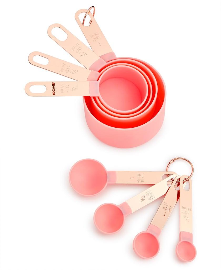 Art & Cook 8-Pc. Nylon Measuring Cup/Spoon Set