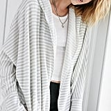 Silence & Noise Cozy Hooded Cardigan