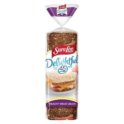 Sara Lee Delightful Healthy Multi-Grain Bread