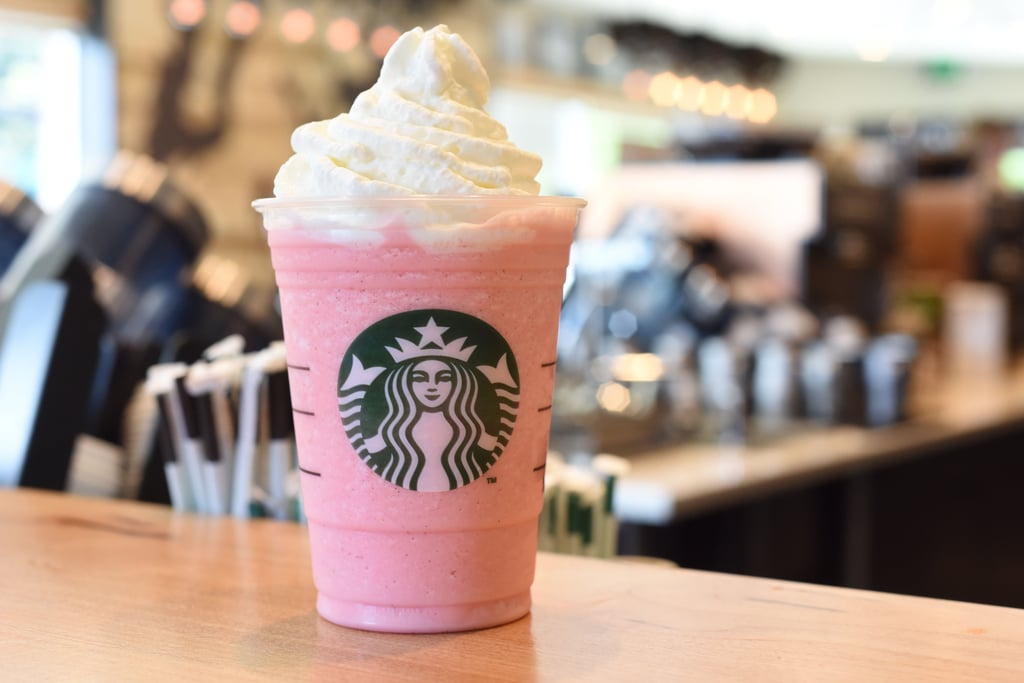 Cotton Candy Creme Frappuccino