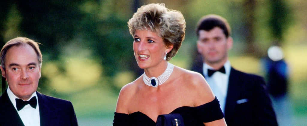 Princess Diana Wardrobe Secrets