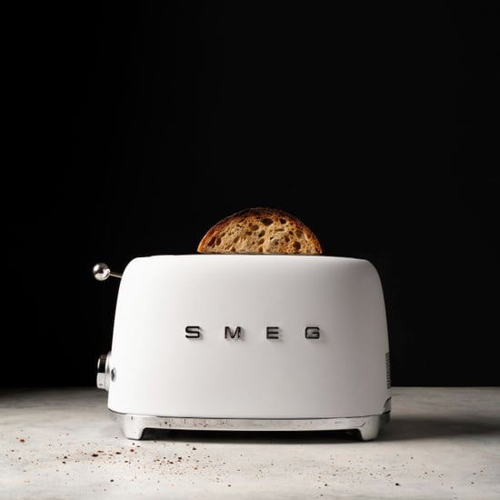 Smeg Matte White Toaster ($200) Shop Now