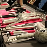 The Sarah Potempa Beachwaver Tools Backstage