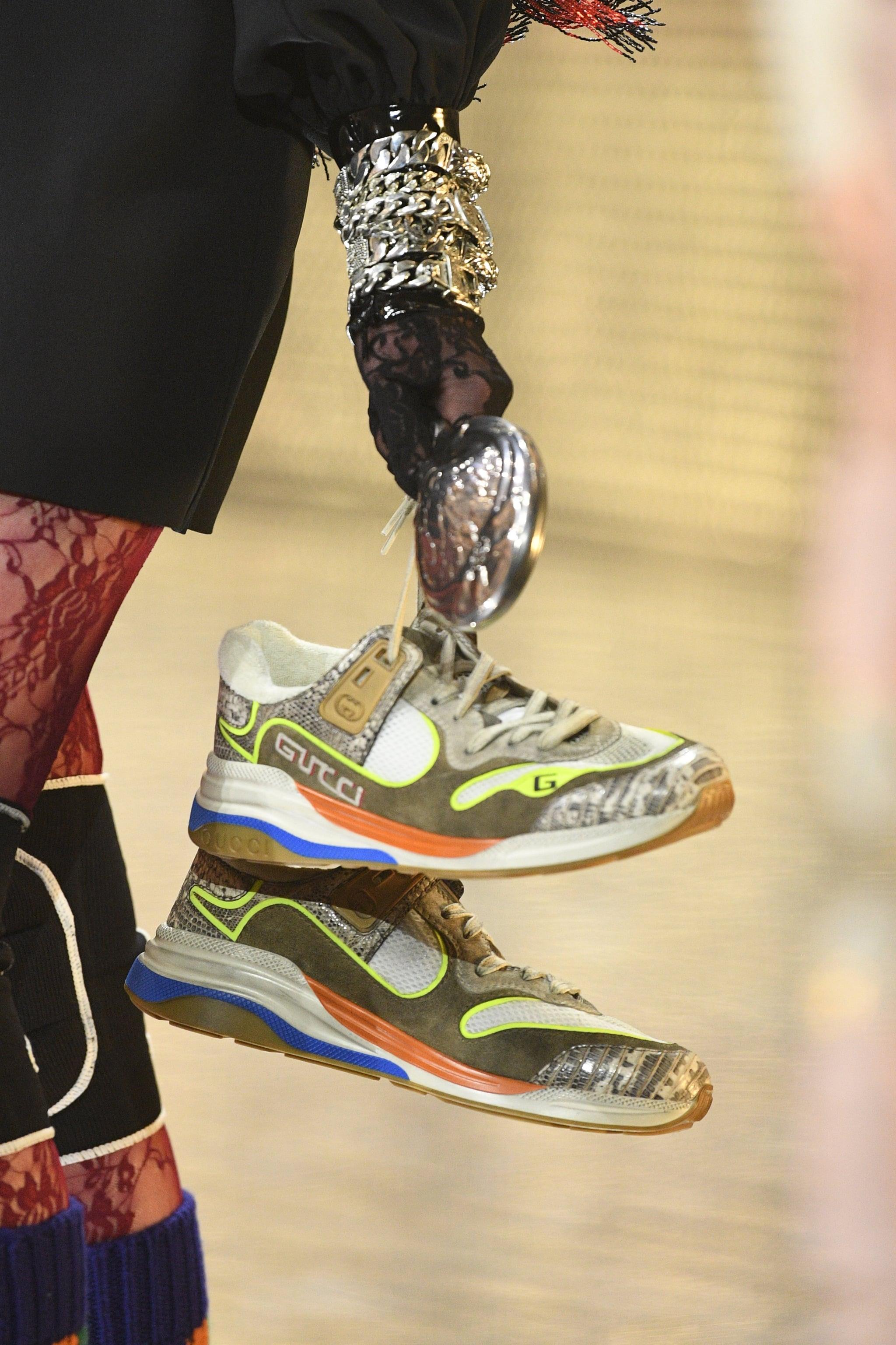 Gucci Sneakers Fall 2019   POPSUGAR Fashion