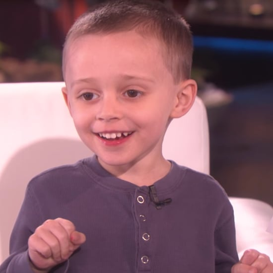 5-Year-Old Kid Burns Trump on Ellen