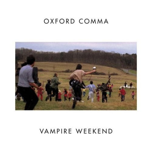 Oxford Comma Video, Vampire Weekend