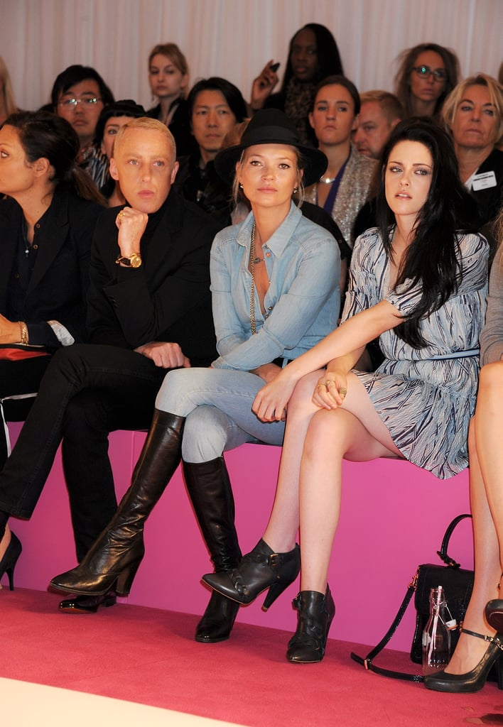 Kristen Stewart Photos at London Fashion Week