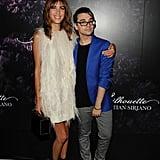 Alexa Chung and Christian Siriano