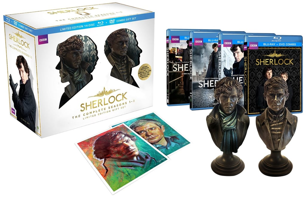 Sherlock Limited Edition Gift Set ($122)