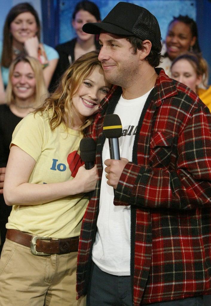 Adam Sandler and Drew Barrymore's Best Friendship Moments