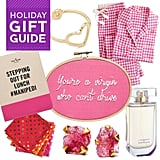 Never ones to shy away from girlie guilty pleasures, the TrèsSugar editors are asking Santa for all things feminine, sparkly, and luxurious. Check out their ultimate girlie holiday wish list now!