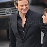 Colin Firth Visits Oprah After Oscars Amid Bridget Jones 3 Rumours