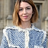 Sofia Coppola at Louis Vuitton Spring 2014