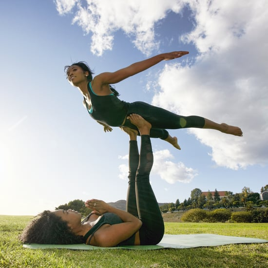 A Pro Explains Everything You Need to Know About AcroYoga