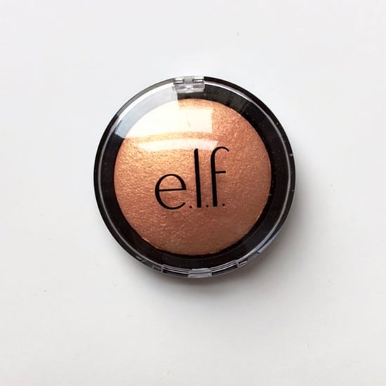ELF Cosmetics Baked Highlighter in Apricot Glow