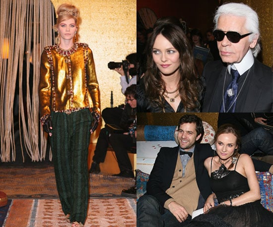 Pictures of Chanel Metiers d'Art Show