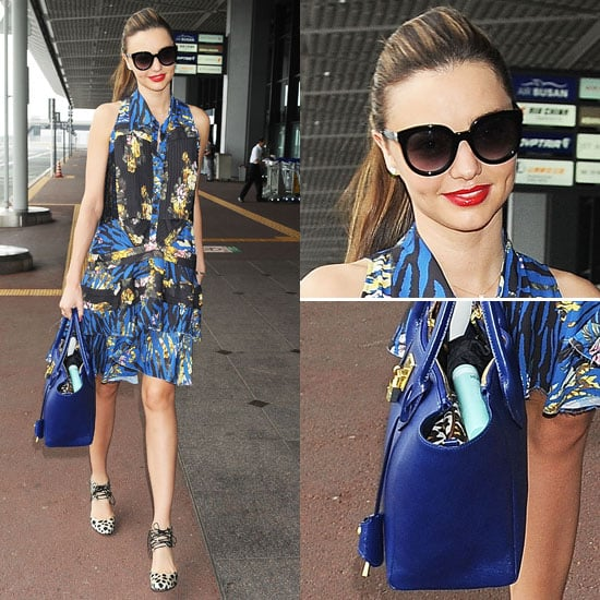 Miranda Kerr Airport Style | Video
