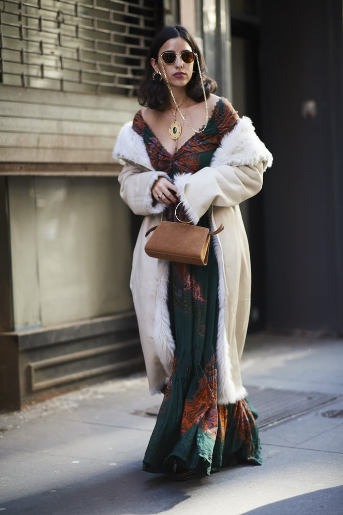 Best Street Style Pictures New York Fashion Week 2018