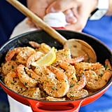 Garlic-Butter Shrimp