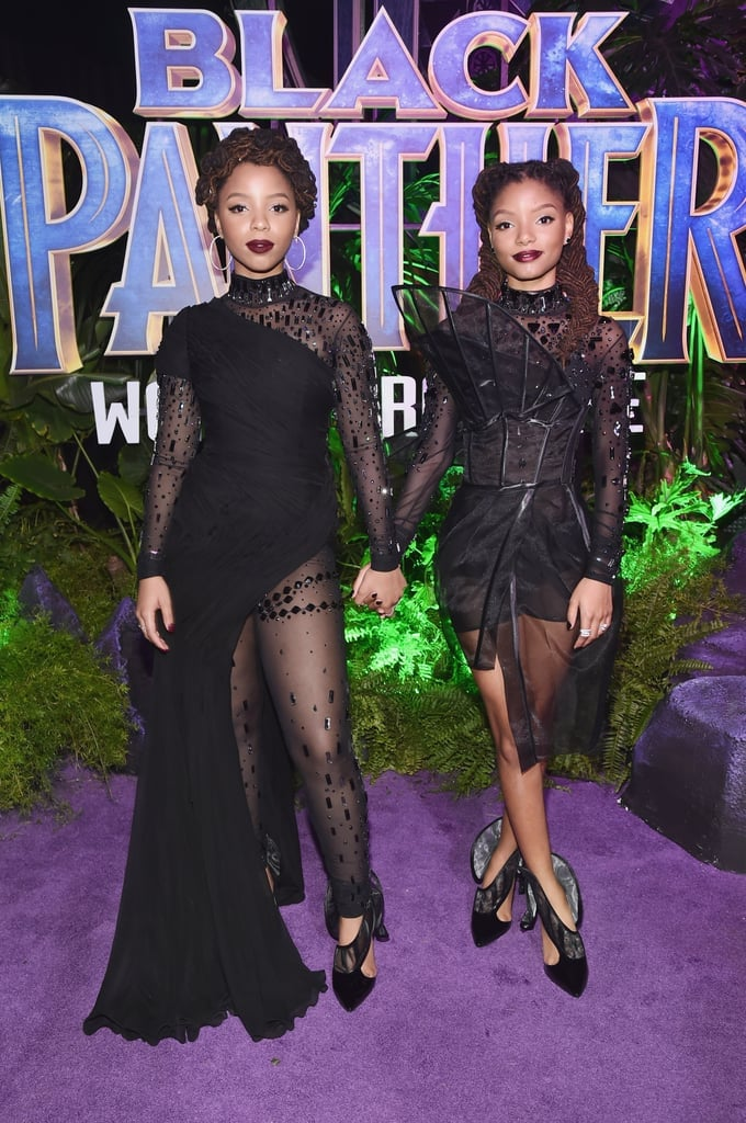 Chloe and Halle Bailey's Fashion Evolution