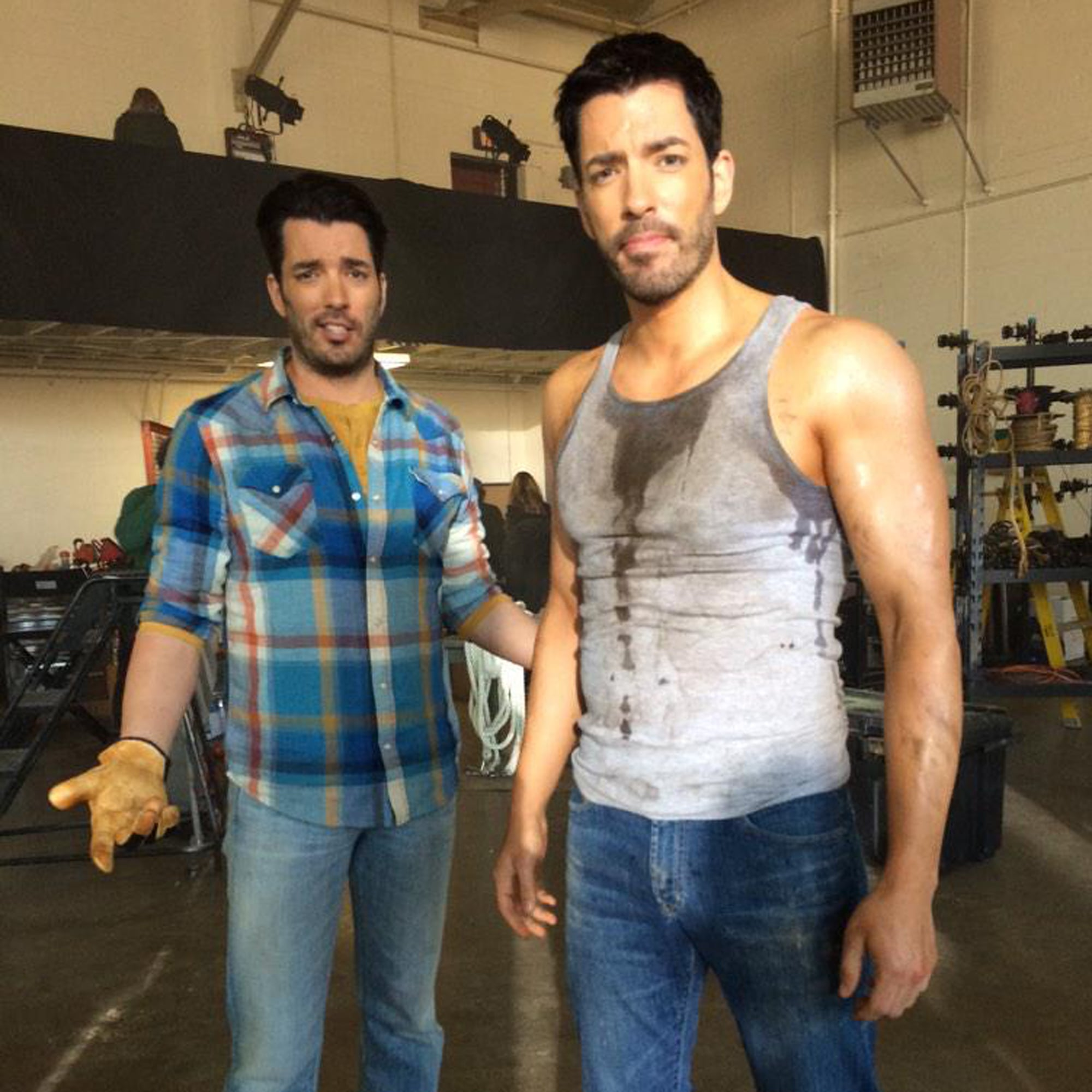 Property brothers twins dating other twins