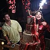 Priyanka Celebrating Her Birthday in Miami