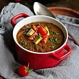 Slow-Cooker Chipotle Lentil Soup