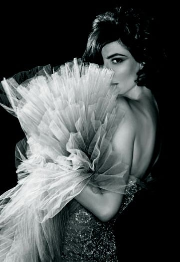 Karl Lagerfeld Photographs 2010 Calendar for Italian Edition of Marie Claire