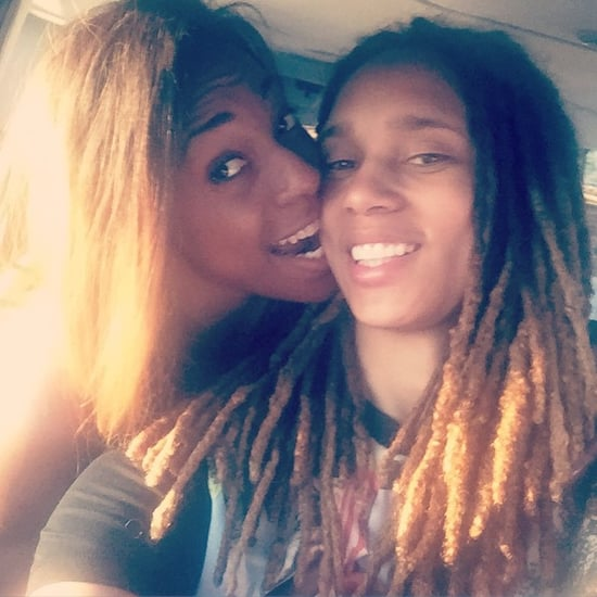 Brittney Griner and Glory Johnson Are Married