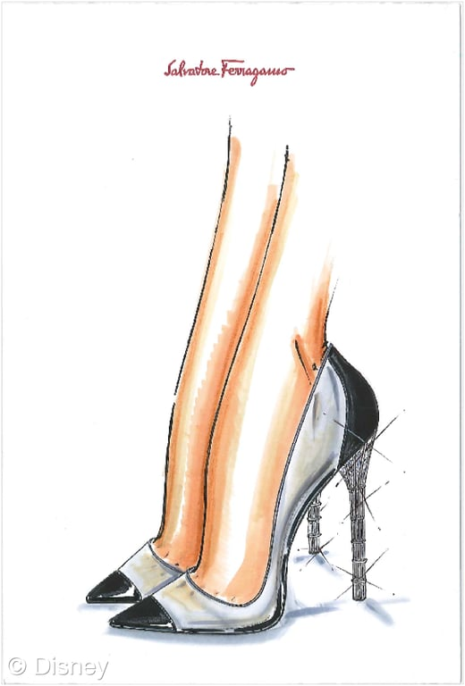 The Sketch: Salvatore Ferragamo