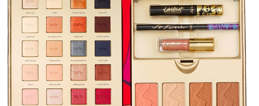 Cut Down on Makeup Bag Bulk With Tarte's Genius New Gift Set