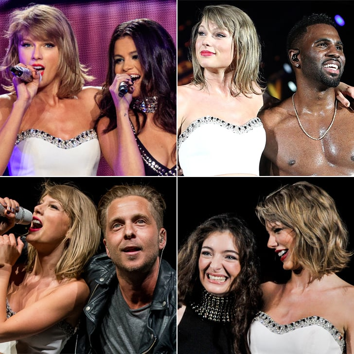 All of the Guests on Taylor Swift's 1989 Tour