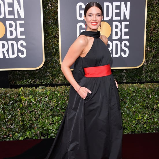 Why Is Everyone Wearing Black at the 2018 Golden Globes?
