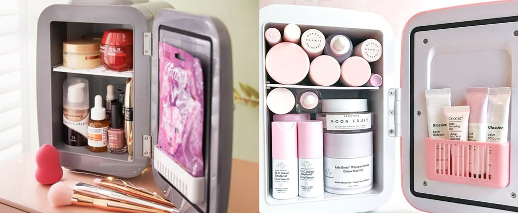 B&M Stores Skincare Beauty Fridge