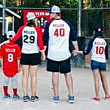 Kids Baseball Birthday Party