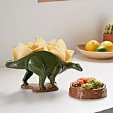 Nachosaurus Chip Holder and Dip Bowl