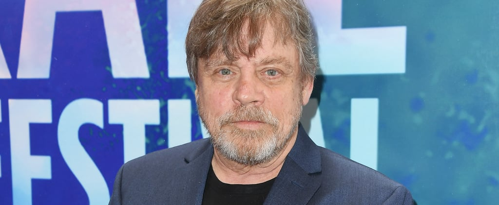 Mark Hamill Jokes About Meghan and Harry's Baby Name Archie