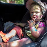 The 6 Emotional Stages of Cleaning Your Kid's Car Seat
