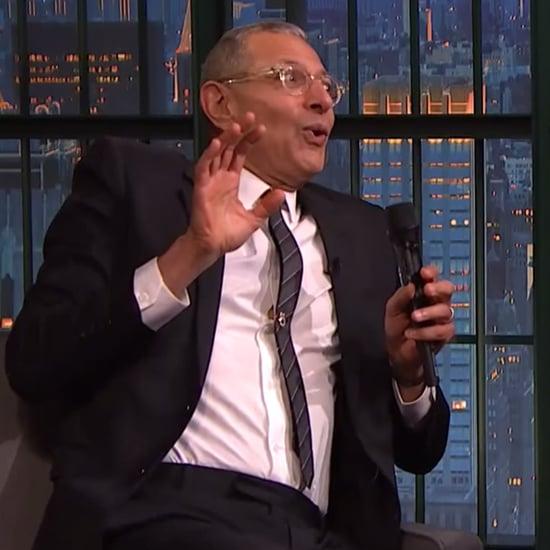 Jeff Goldblum Singing the Jurassic Park Theme | Video