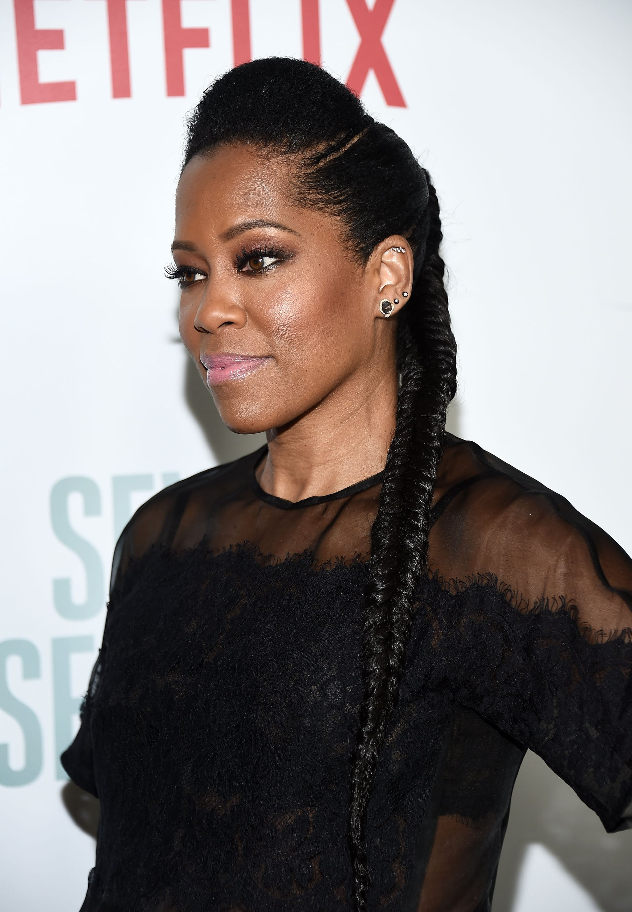 Regina King  10 Sexy Summer Hairstyles to Steal From Celebrities