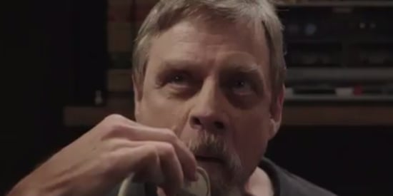 Mark Hamill (And His Beard) Just Gave Us The Best 'Star Wars' Spoiler