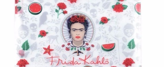 You Will Not Be Able to Recover From How Cute This Frida Kahlo Makeup Is