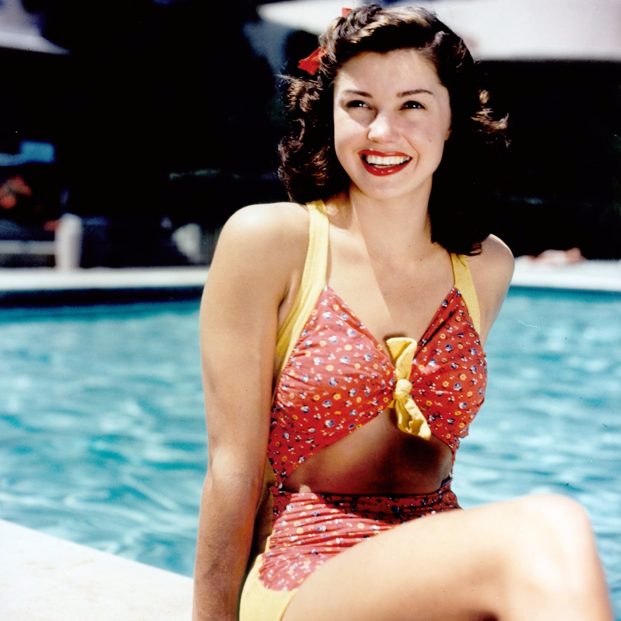 Fashion 6 Shirley MaclaineRetro Swimsuit Photos Popsugar Photo shtQxCrdB