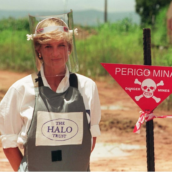 Princess Diana's Charity Work