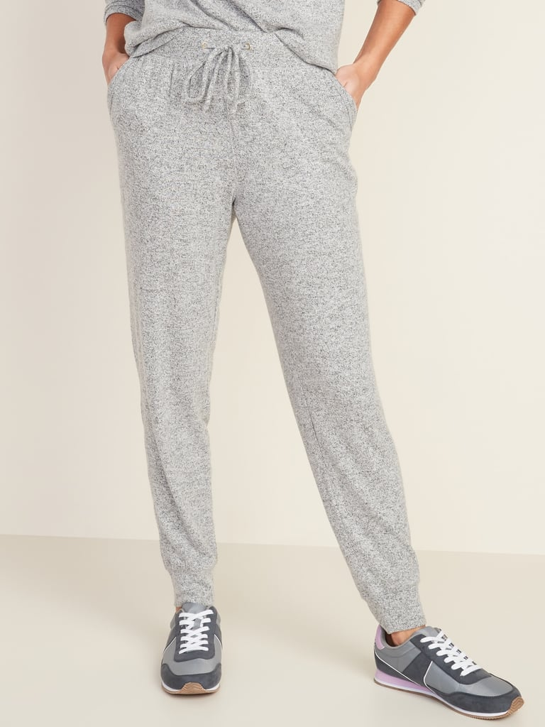 Old Navy Plush-Knit Lounge Joggers