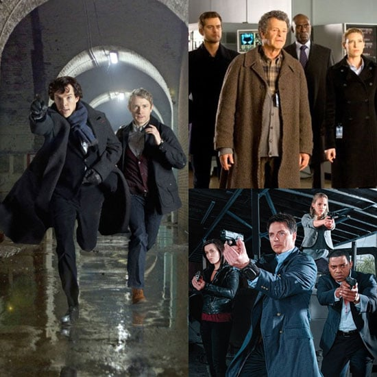 Sci-Fi Shows to Catch Up On During a Holiday Weekend