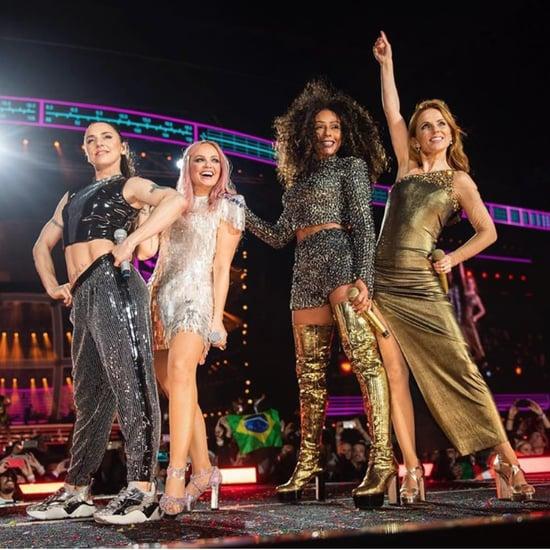Spice Girls Australian Tour Details